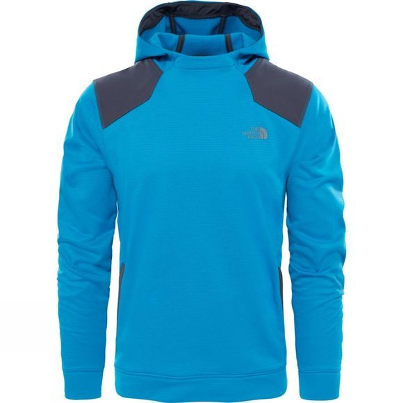 The North Face Mens Ampere Hoodie Brilliant Blue