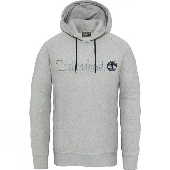 Mens Exeter River Brand Logo Hoodie