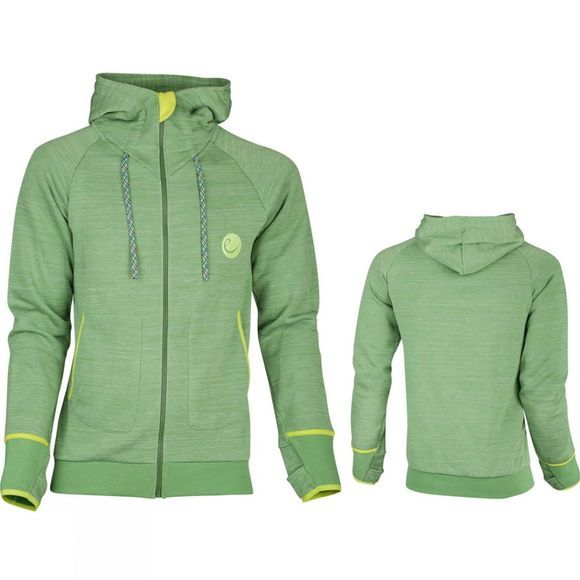 Mens Blockstar Zip Hoody