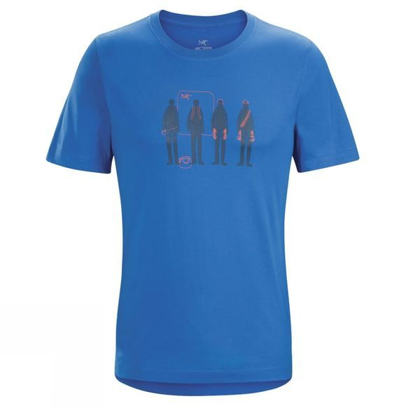 Mens Usual Suspects Short Sleeve T-Shirt