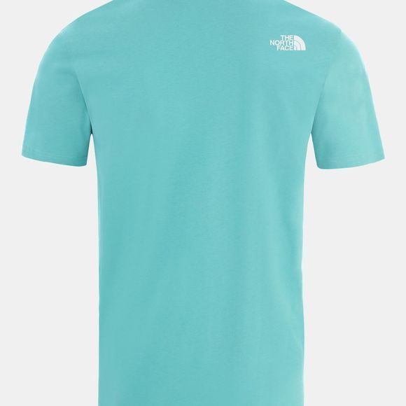The North Face SS NSE Tee Lagoon