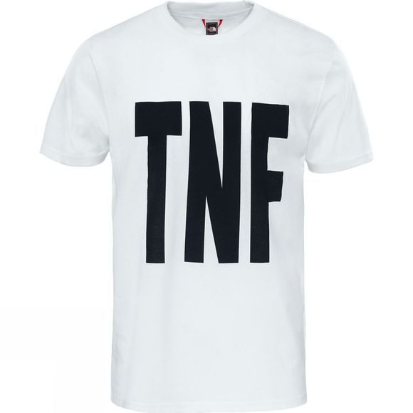 The North Face Mens TNF T-Shirt TNF White