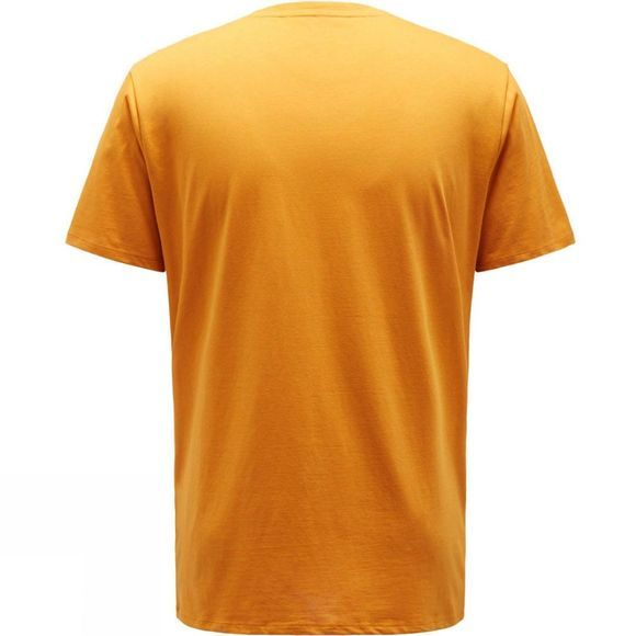 Haglofs Mens Camp Tee Desert Yellow