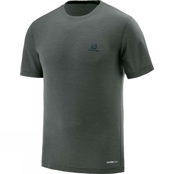 Mens Explore Short Sleeve Tee