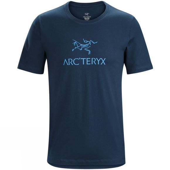 Arc'teryx Mens Arc'word Short Sleeve T-Shirt Nocturne