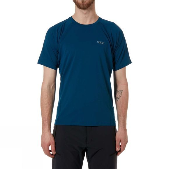 Rab Mens Force Short Sleeve Tee Ink