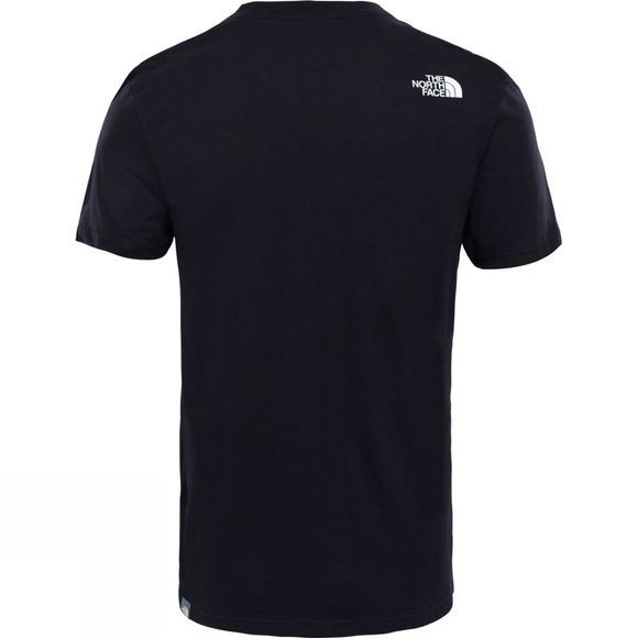 The North Face Mens Reissue T-Shirt TNF Black