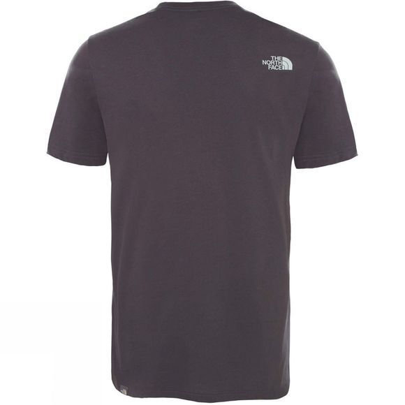 The North Face Mens Reissue T-Shirt Asphalt Grey