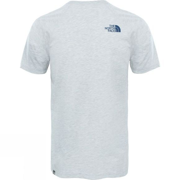 Mens Raglan Simple Dome T-Shirt