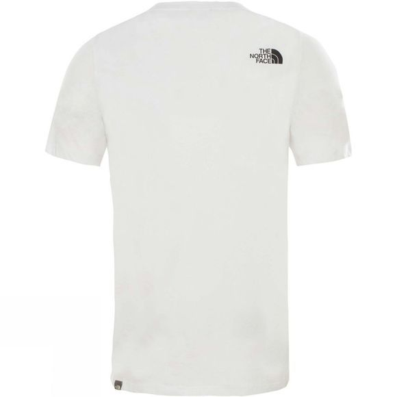 The North Face Celebration T-Shirt TNG White/TNF Black