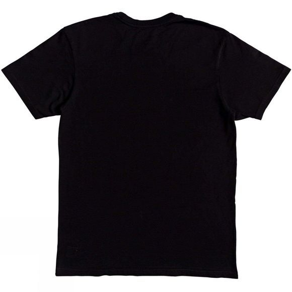 Quiksilver Mens EVO T-Shirt Black