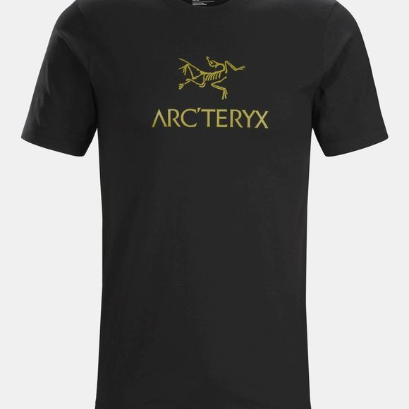 Arc'teryx Mens Arc'word SS T-Shirt  24K Black