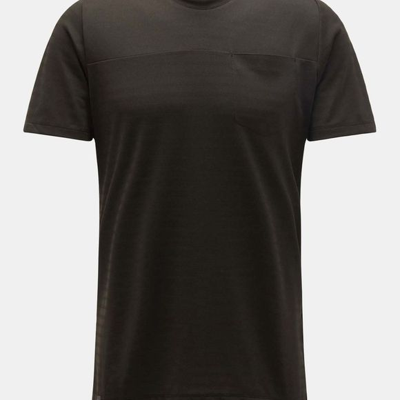 Haglofs Mens EvoDye Tee True Black