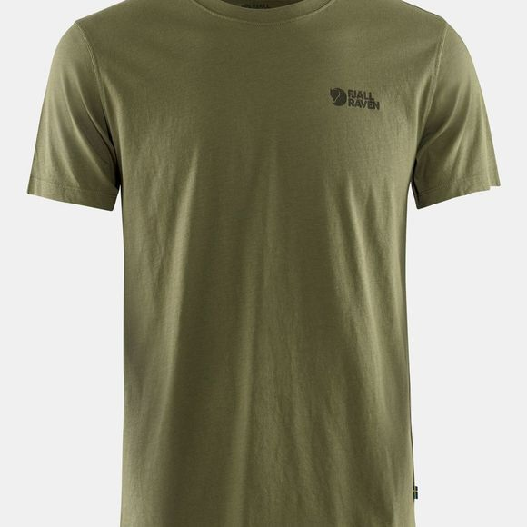 Fjallraven Men's Torneträsk T-Shirt Green