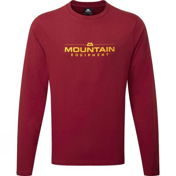 Men's Logo Long Sleeve