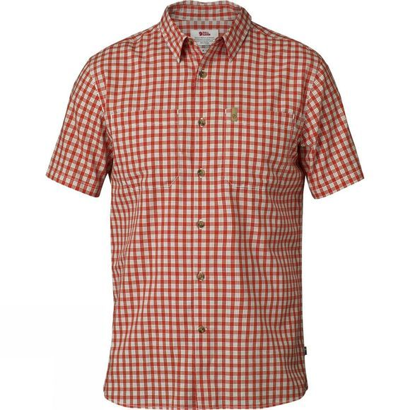Fjallraven Men's High Coast Shirt Flame Orange