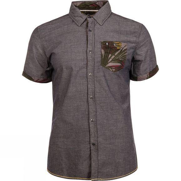 Mens Arm Short Sleeve Shirt