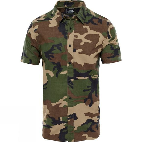 Mens Short Sleeve Pursuit Shirt