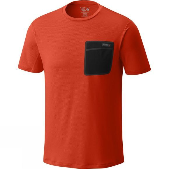 Mens Metonic Short Sleeve Shirt