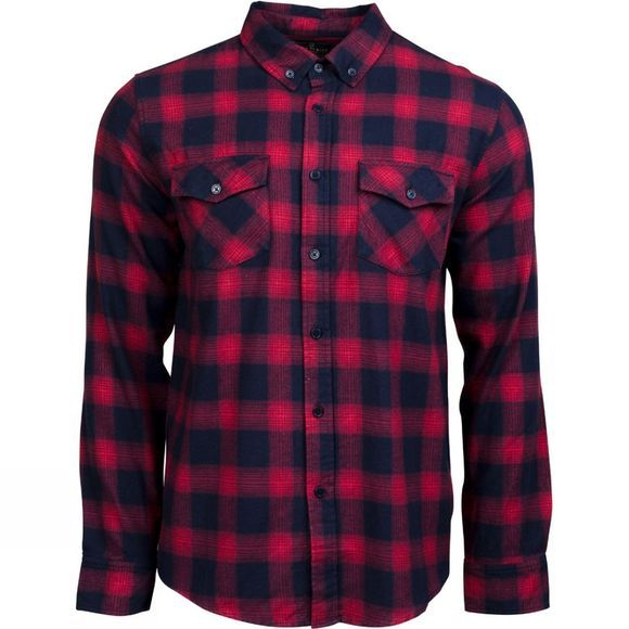 Mens Pinnacle Plaid Shirt