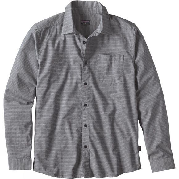 Mens Long Sleeve Fezzman Shirt