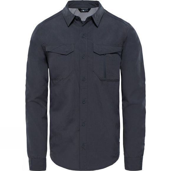Mens Long Sleeve Sequola Shirt