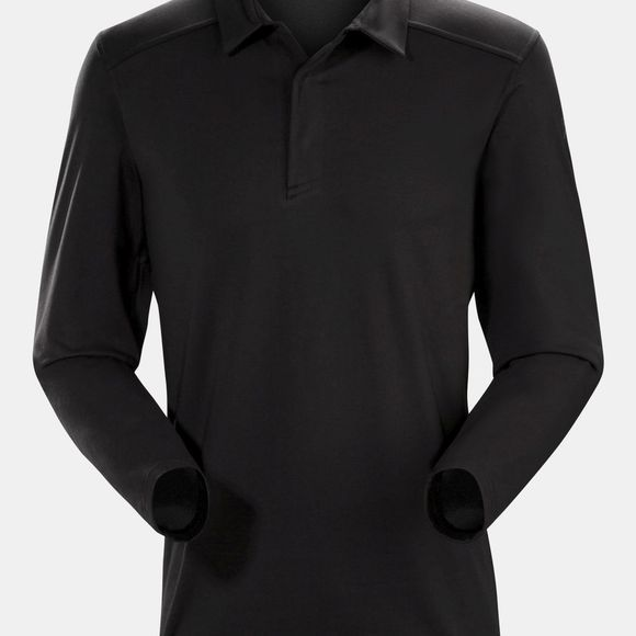 Men's Captive Long Sleeve Polo