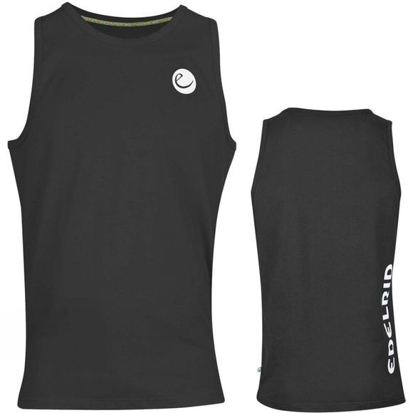 Edelrid Mens Signature Tank Top Night