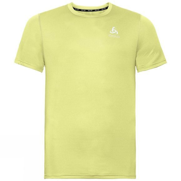Odlo Mens Ceramicool T-Shirt Sunny Lime
