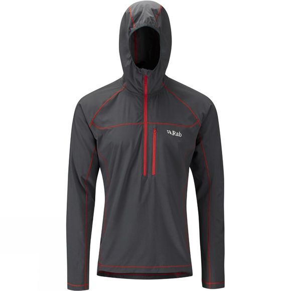 Rab Men's Boreas Pull-On Beluga