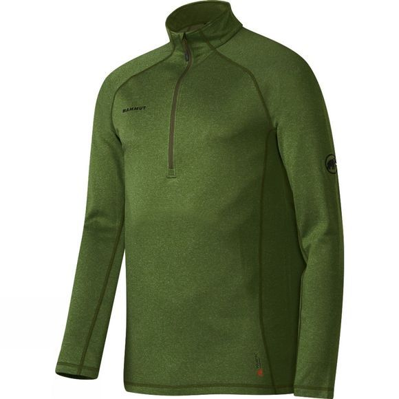 Men's Trovat Pro Half Zip Long Sleeve