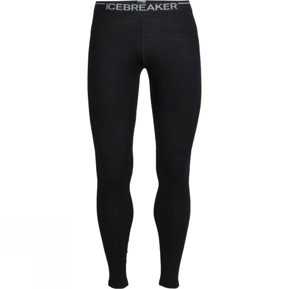 Icebreaker Tech Leggings Black
