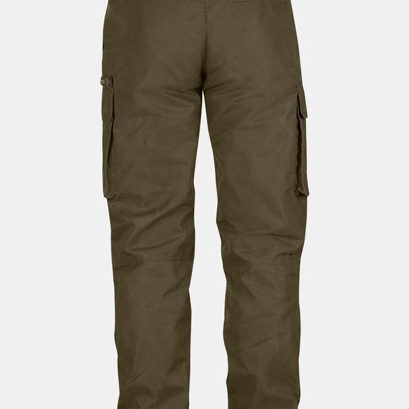 Fjallraven Mens Brenner Pro Winter Trousers Dark Olive