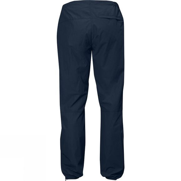 Fjallraven Mens High Coast Wind Trousers Navy