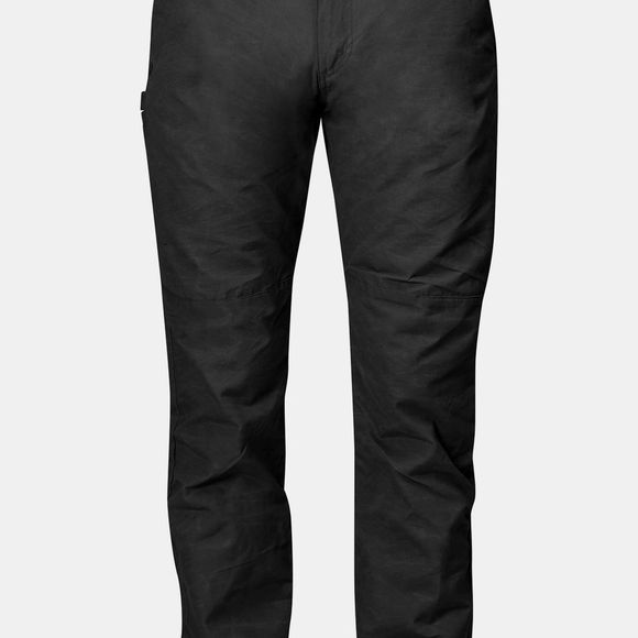 Fjallraven Men's Sörmland Tapered Trousers Dark Grey