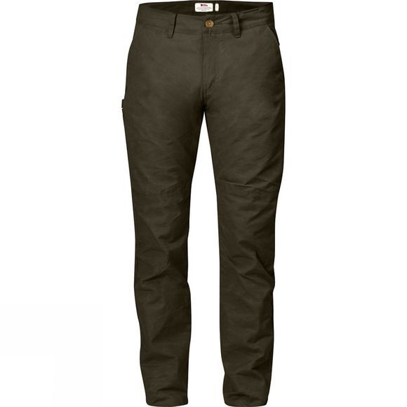 Fjallraven Men's Sörmland Tapered Trousers Dark Olive