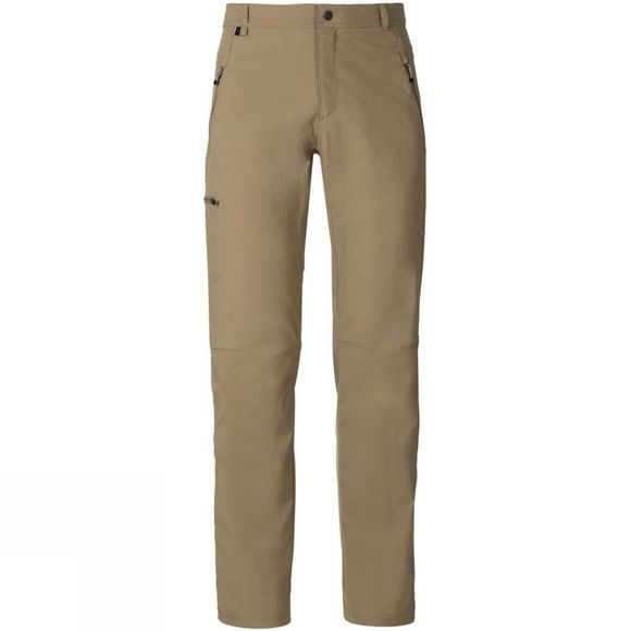 Odlo Mens Wedgemount Pants Lead Gray