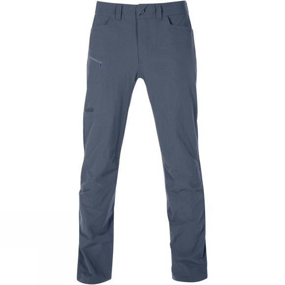 Rab Mens Traverse Pants Steel