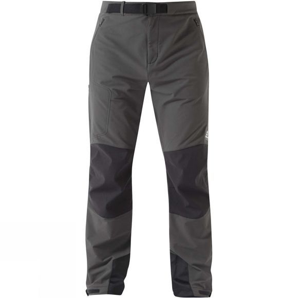 Mountain Equipment Mens Mission Pant Graphite/Black