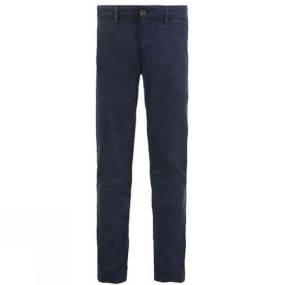 Timberland Mens Sargent Lake Twill Stretch Slim Chinos Dark Sapphire