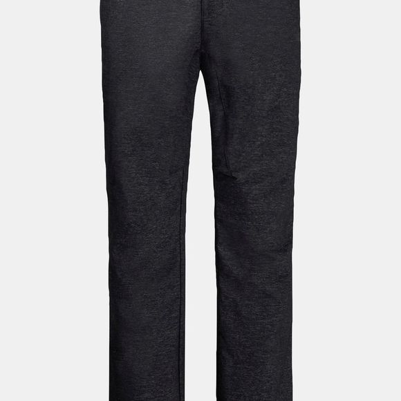 Jack Wolfskin Mens Winter travel Pants Black