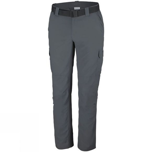 Columbia Mens Silver Ridge II Cargo Pants Grill