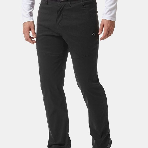 Craghoppers Mens Kiwi Pro II Trousers Black