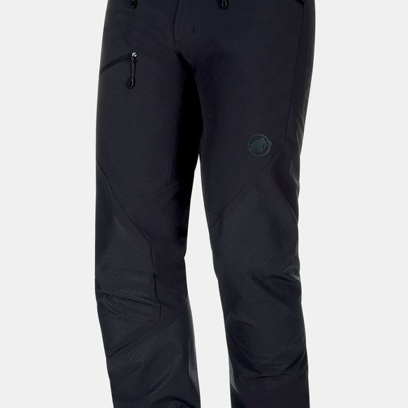 Mammut Mens Courmayeur SO Pants Black