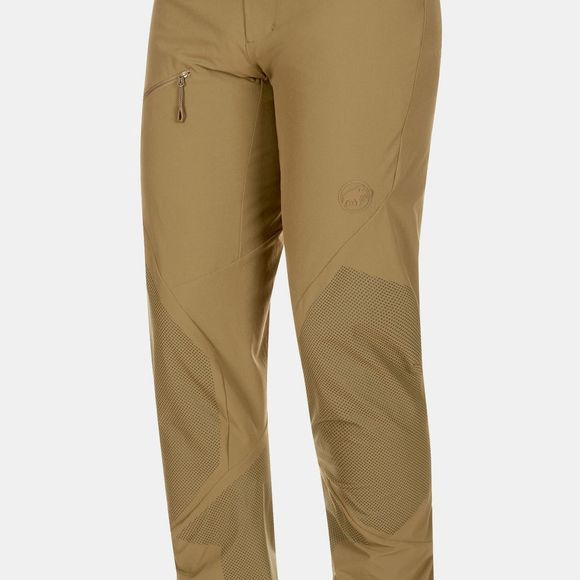 Mammut Mens Courmayeur SO Pants Olive