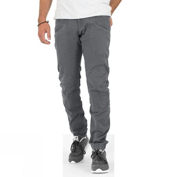Looking for Wild Mens Fitz Roy Pants Gris Souris