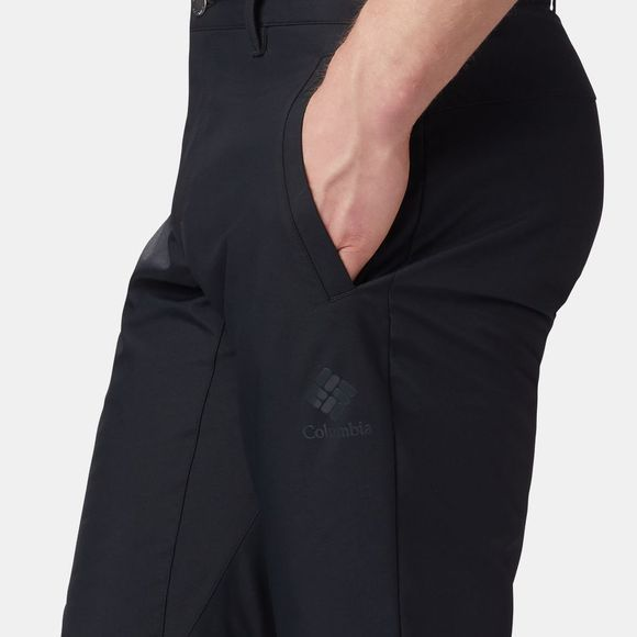 Columbia Mens West End Warm Trousers Black