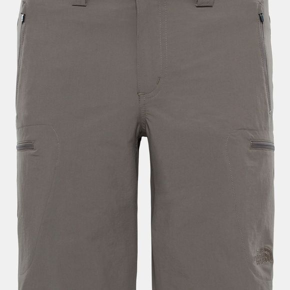 The North Face Men's Exploration Shorts Weimaraner Brown