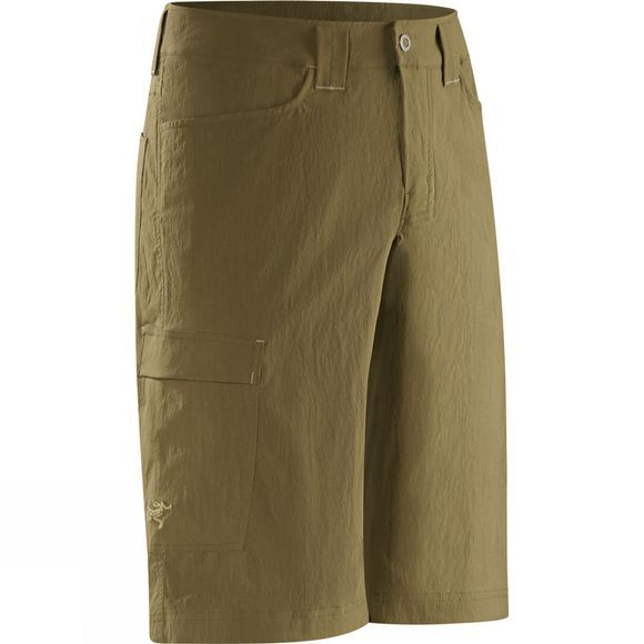 Arc'teryx Mens Rampart Long Shorts Cumaru Brown