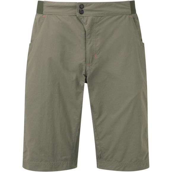 Mountain Equipment Mens Inception Shorts Mudstone